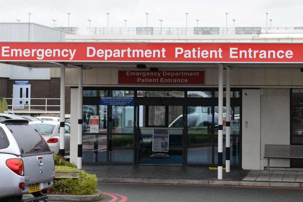 EXCLUSIVE: Black Country hospitals sitting on spare £134m