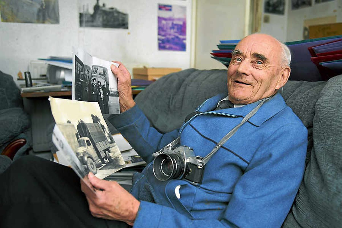 Pensioner has proudly lived in the same Walsall house since 1928