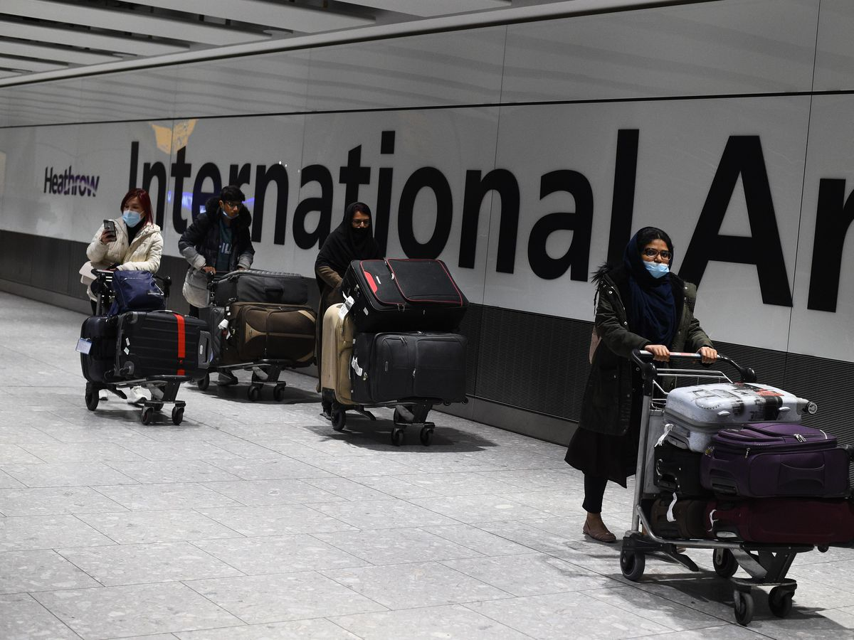 United Kingdom warns against booking holidays, hotel quarantine announcement due
