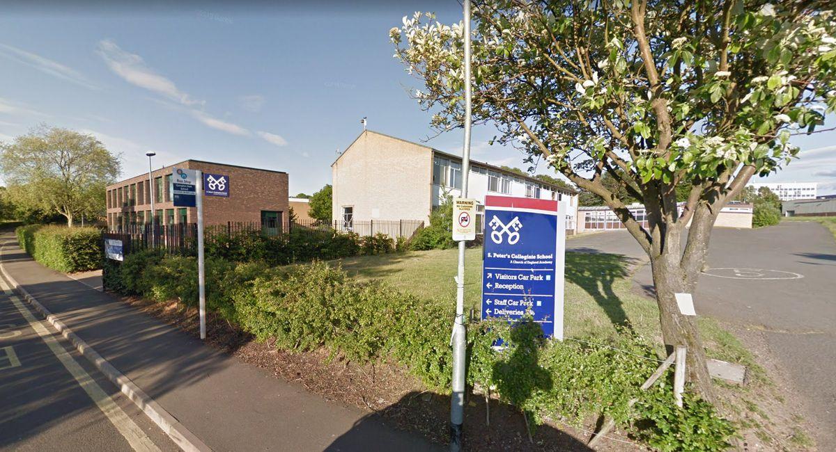 St Peter's Collegiate School. Photo: Google