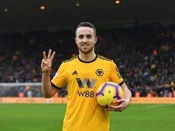 "Wolves hat-trick hero Diogo Jota: ""It was unbelievable!"""