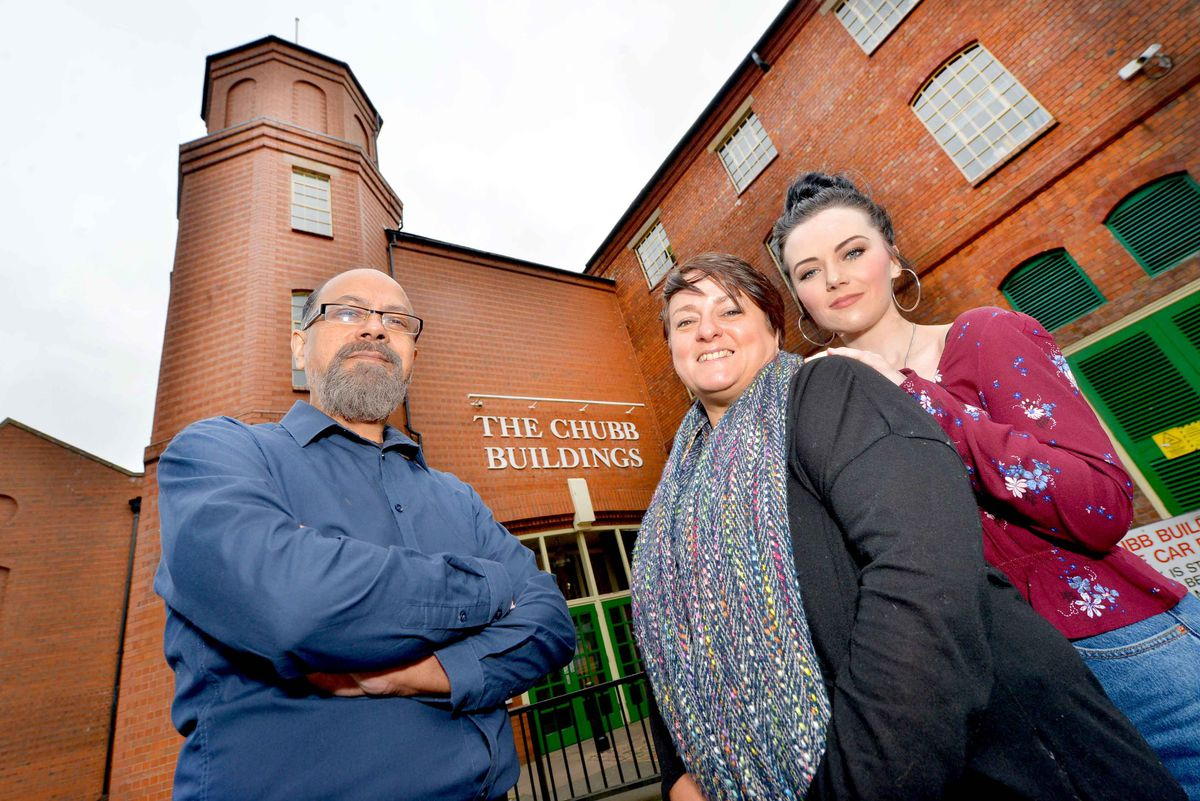 Jas Kapur (Cinema Opperations Manager, Kelly Jeffs (CEO of the Lighthouse), Vicky Natton (Gerneral Assistant)