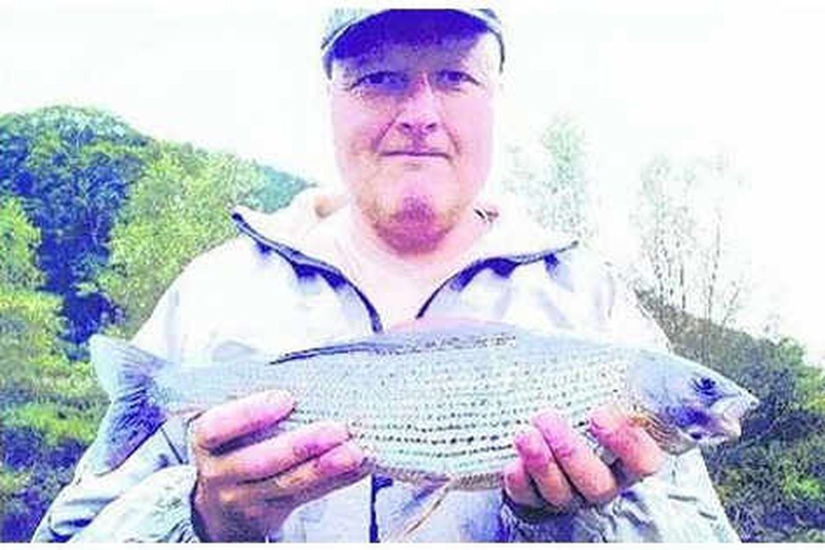 Angler ate his record-breaking fish
