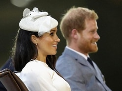Harry and Meghan follow in Queen's footsteps on Fiji visit