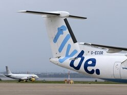 Flybe cancels flights from Birmingham Airport amid pilot shortage
