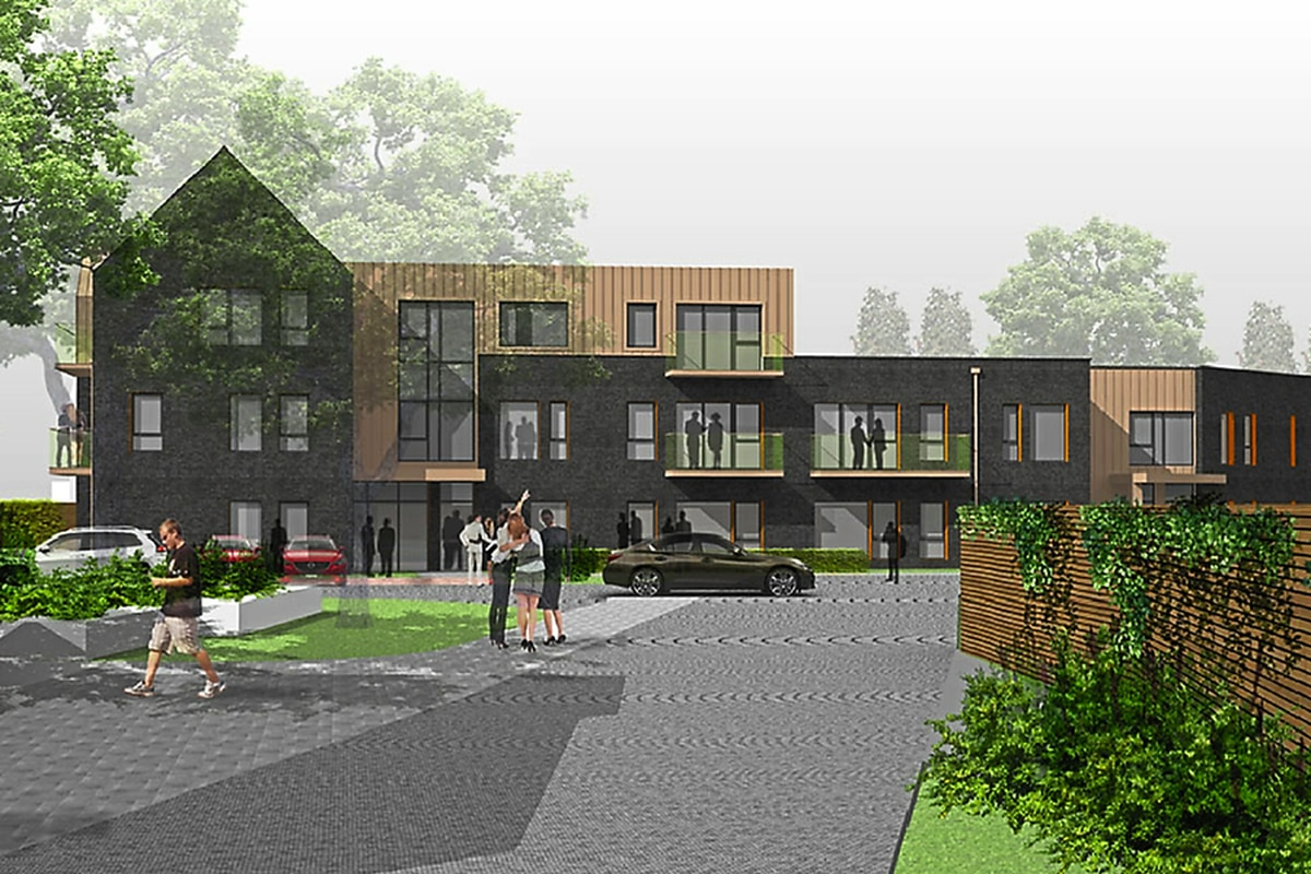 Wolverhampton Halfway House apartments set to get go ahead