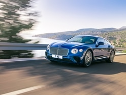 Pace, poise and luxury from Bentley