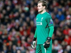 Karius keen to 'battle' for Liverpool number one spot