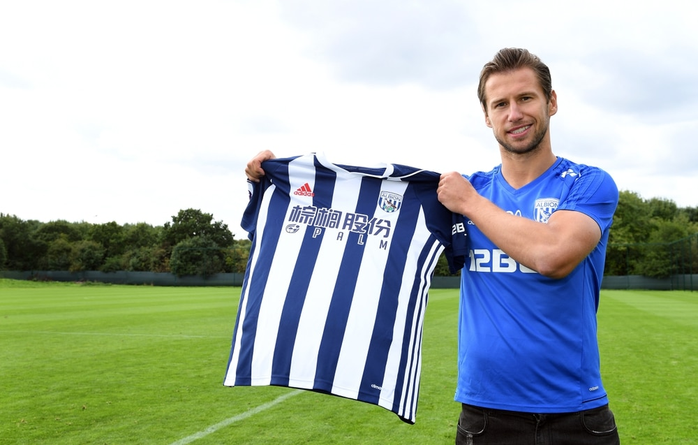 West Brom Announce the Signing of Grzegorz Krychowiak From PSG on Loan