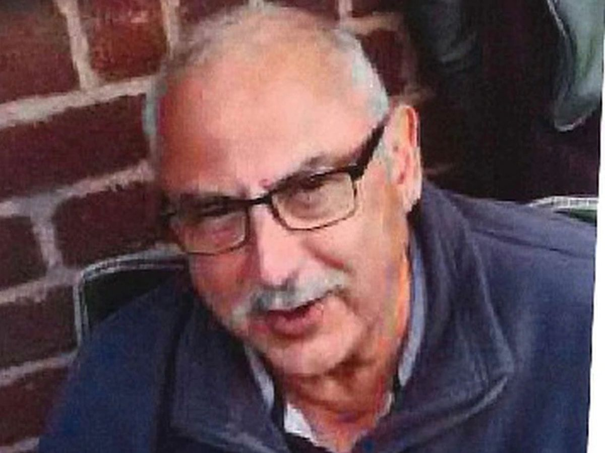 The body of Richard Hall was found on Brown Clee Hill in south Shropshire