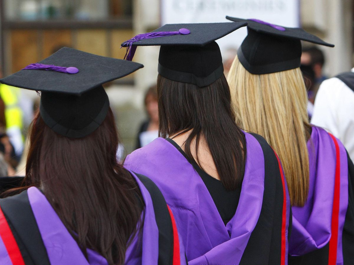 The majority of university students are not expecting to receive any more face-to-face teaching this academic year, a survey suggests (Chris Ison/PA)