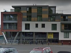 Walsall retail space to be turned into flats after lack of interest