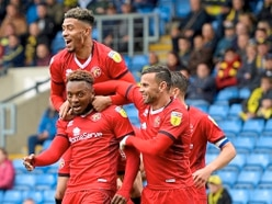 Competition pays off for Walsall strikers