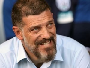 Slaven Bilic: I am happy but there is more to come from West Brom