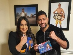 Amir Khan hopes Tory candidate can deliver knockout blow