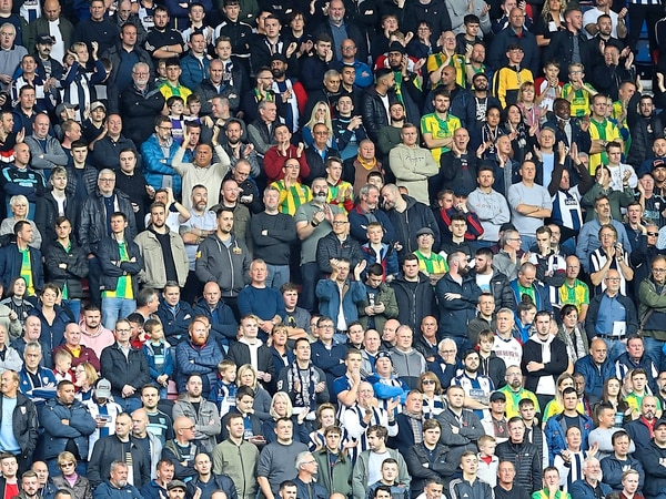 Coment: West Brom's 12th man has part to play during the run-in