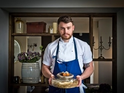 It's hotting up! Meet the chefs putting Lichfield and Ludlow on the culinary map