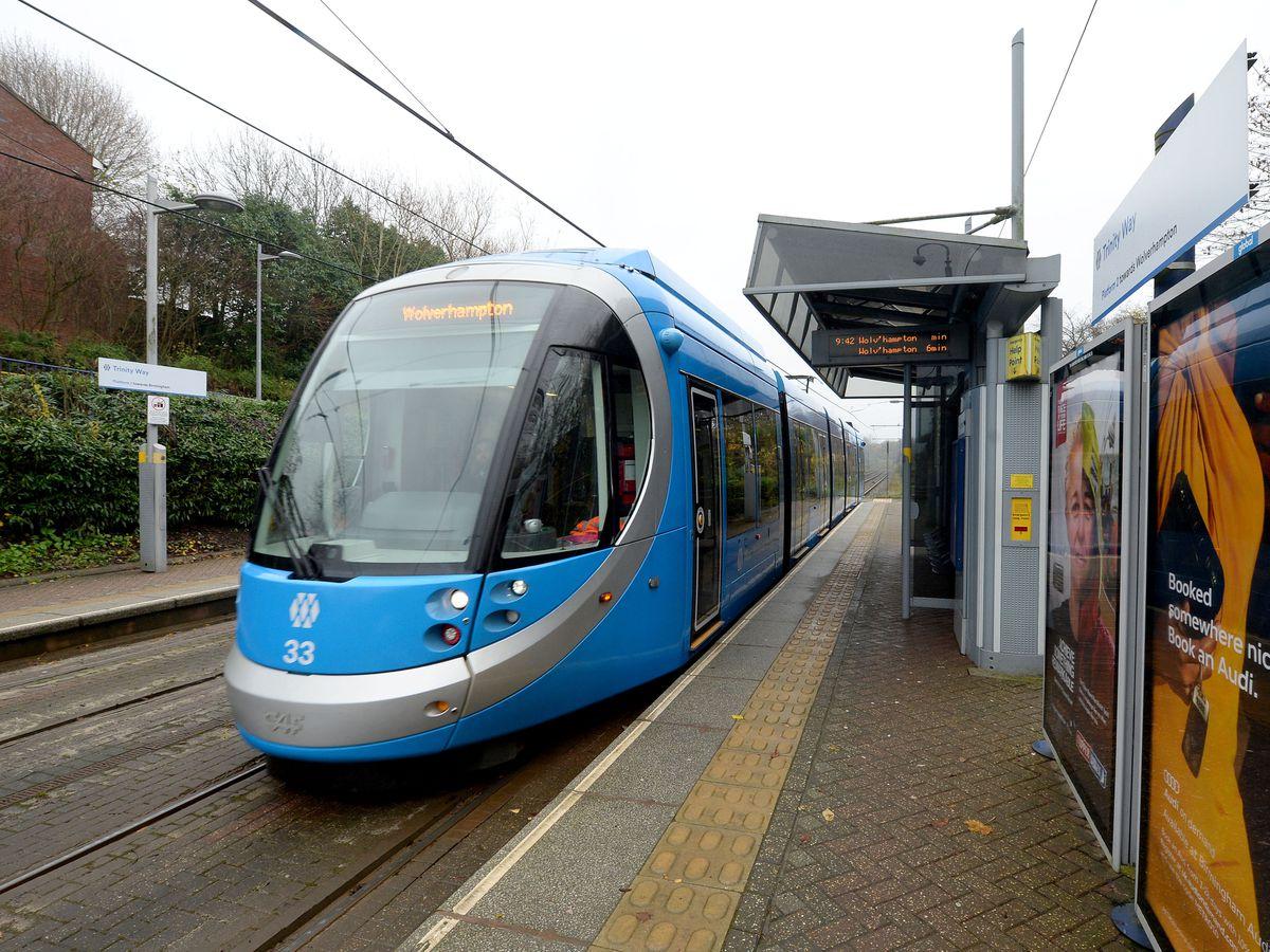The West Midlands Metro