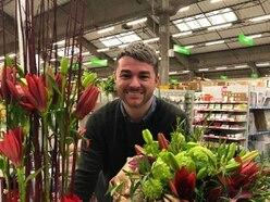 Florist all set for Chelsea Flower Show