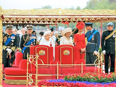 South Staffordshire ranked fourth royalist consistency in Britain