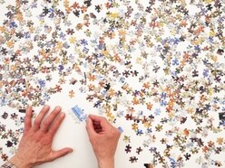 Being a big kid: The joy of jigsaws and love of Lego