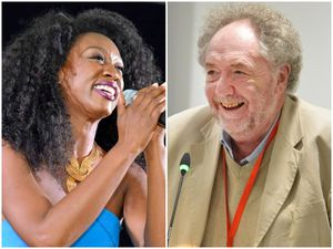 Wolverhampton singer and stage star Beverley Knight and Wolverhampton Council leader Roger Lawrence were among those to celebrate the news