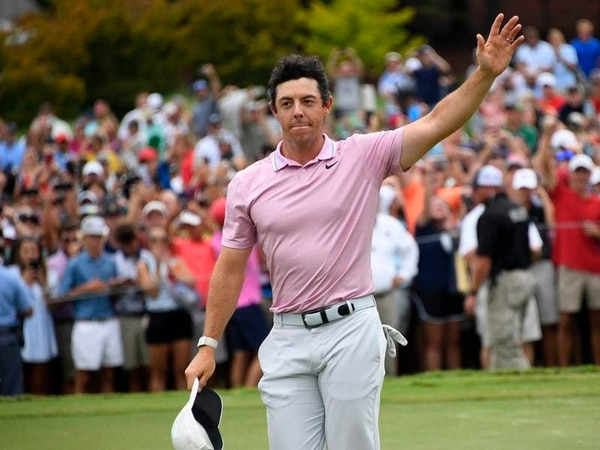 Rory McIlroy claims FedEx Cup jackpot by winning revamped Tour Championship