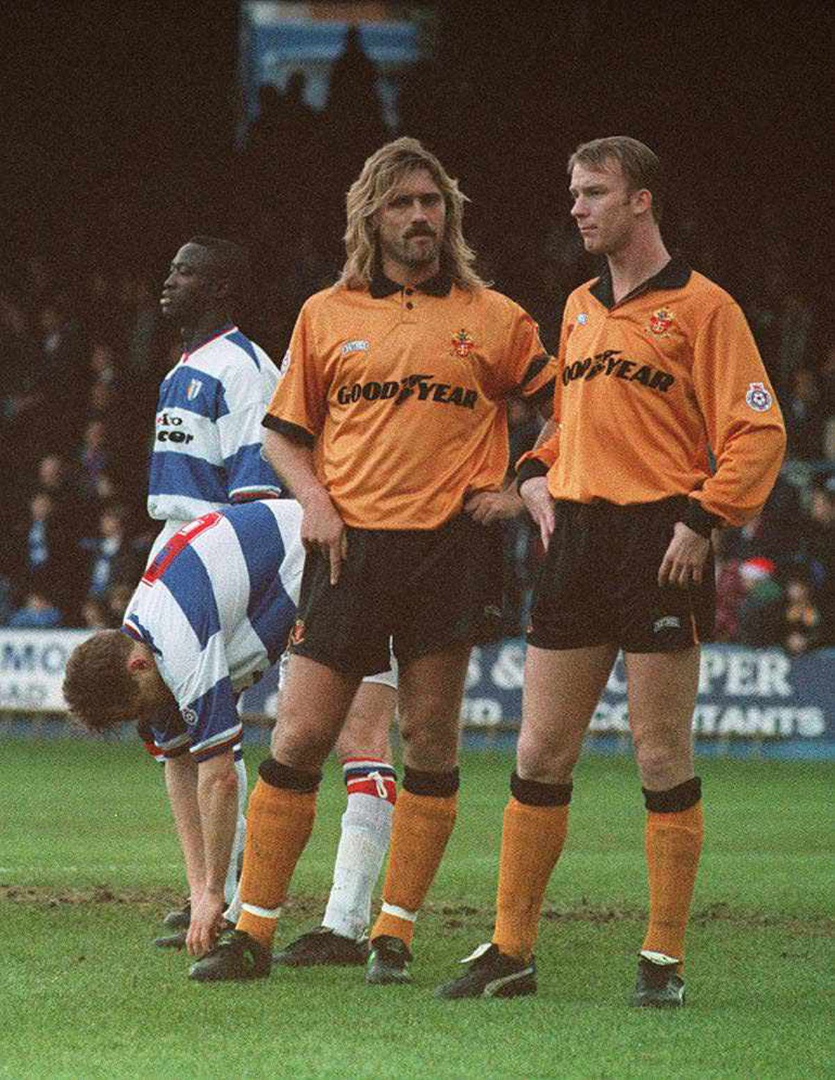 John De Wolf was made captain by Graham Taylor