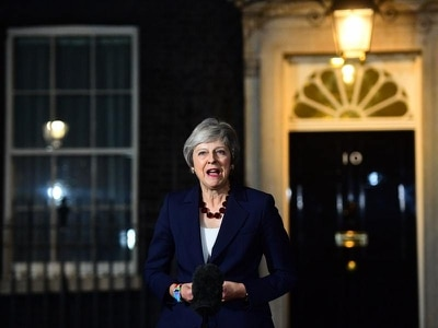 Theresa May braced for Commons backlash over Brexit plan