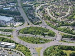 M6 Junction 10 revamp at Walsall will take TWO YEARS