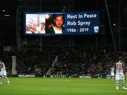 RIP Rob Spray: The Hawthorns pays tribute after Bulgaria death