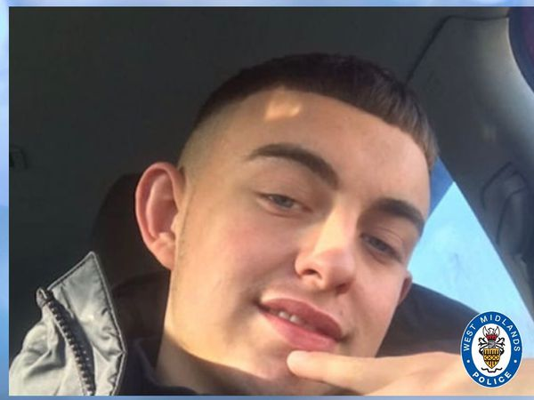 West Midlands Police has asked for help locating Ian Ferguson (Image by West Midlands Police)