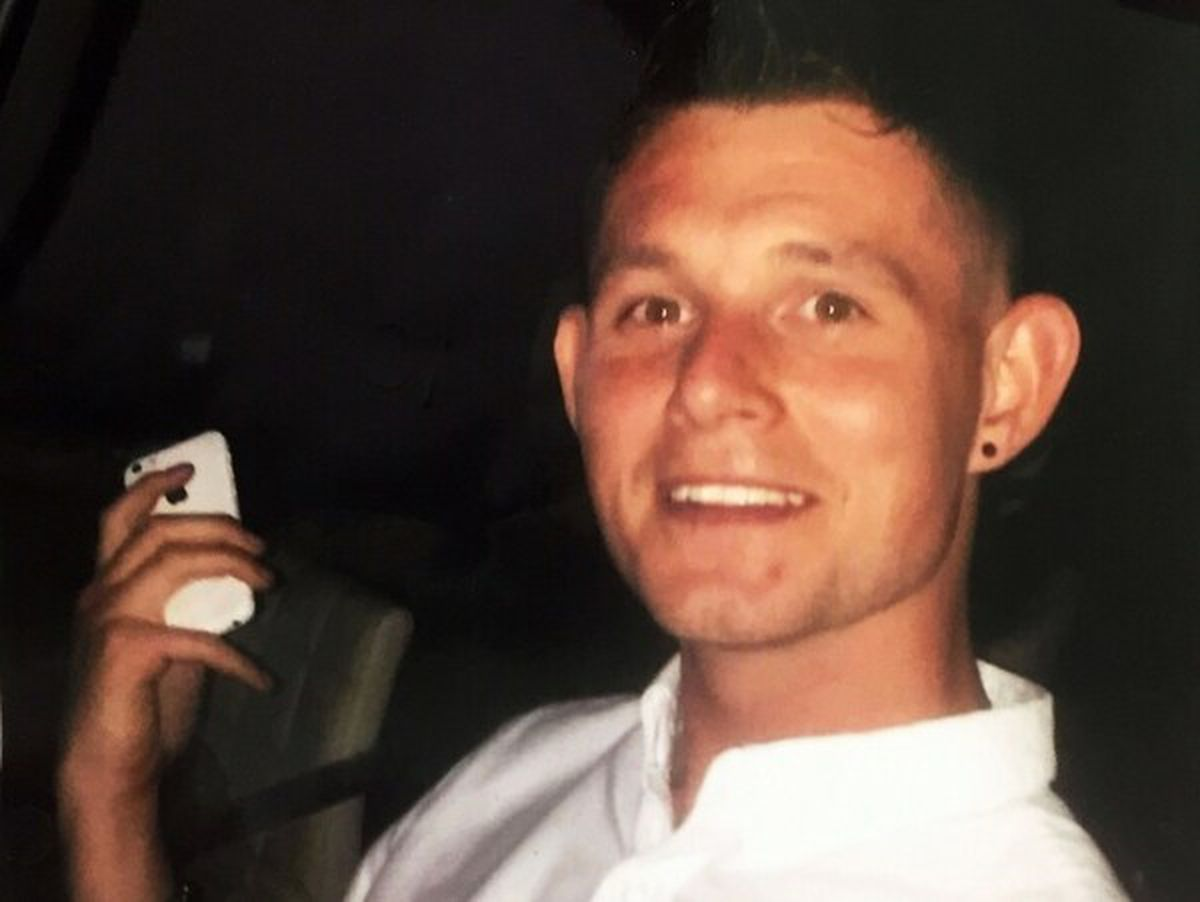 Ryan Passey was killed in 2017