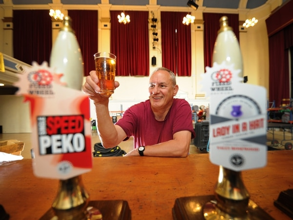 Cheers! Thousands expected to raise a glass at Stourbridge Beer Festival