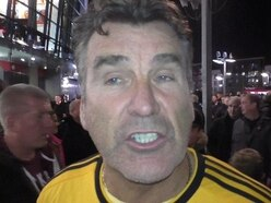 'It shows how far we've come!' Mixed emotions from Wolves fans as they hold Arsenal at the Emirates - WATC H