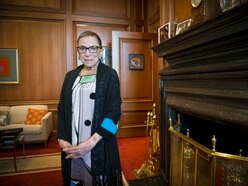 Women's rights champion Ruth Bader Ginsburg dies aged 87