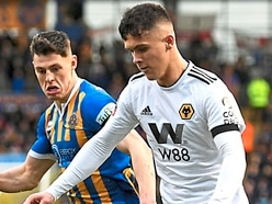 Shrewsbury Town eyeing loan move for highly-rated Wolves youngster Ryan Giles