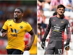Injury update on Wolves pair Ivan Cavaleiro and Harry Burgoyne