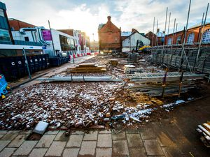 Historic West Bromwich Gas Showroom demolished