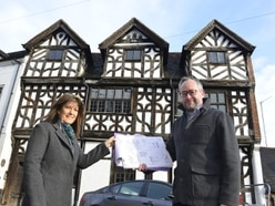 Iconic Bridgnorth building transformed into tea room and holiday apartments