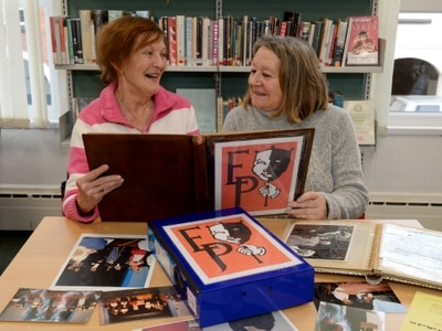 Photograph collection captures 40 years of theatrics for Eccleshall Players