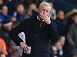 Alan Pardew hopes to remain at West Brom as pressure builds