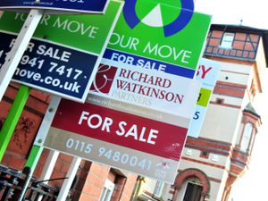 12/10/10 PA File Photo of For Sale signs. The housing market has been sending out some rather mixed messages lately. On the one hand there is news that house prices have reached record highs. On the other, a wave of reports suggests demand in the market is calming down amid a growing mood of caution. See PA Feature FINANCE Finance Column. Picture credit should read: Rebekah Downes/PA Photos. WARNING: This picture must only be used to accompany PA Feature FINANCE Finance Column