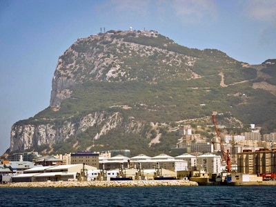 Spanish warship orders boats in Gibraltar 'to leave'
