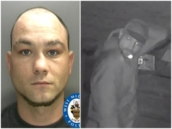 Have you seen this man? Appeal after sickening dog attack on pet cat