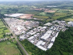 Planning experts get closer look at controversial Gailey rail freight hub