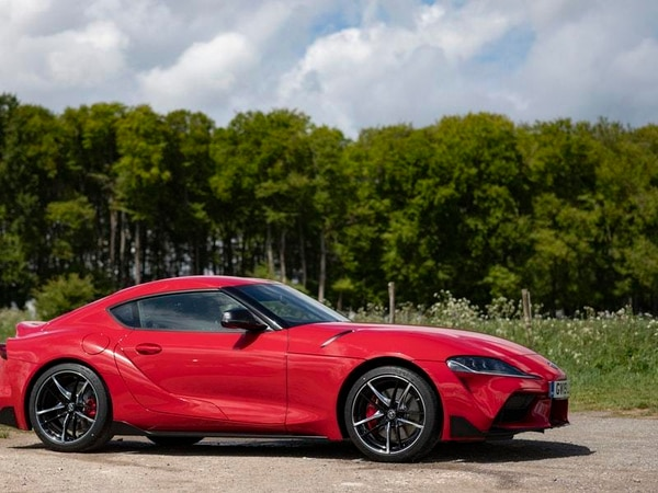 UK drive: The Toyota Supra is a compelling newcomer to the sports car market