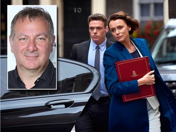 Bodyguard creator Jed Mercurio reveals there could be four more seasons of the show following explosive finale