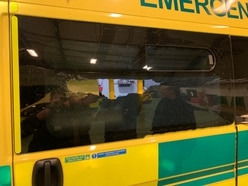 Ambulance attacked by yobs on way to 999 call in Birmingham