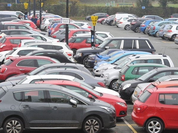 Free parking for shoppers in Stafford and Stone this Saturday